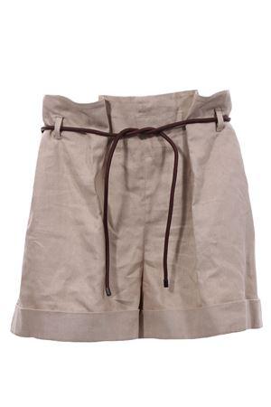Shorts with belt BRUNELLO CUCINELLI | 30 | M0H85P7191c7291