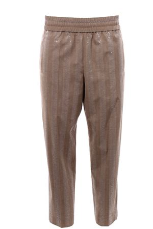 Pants with sequins BRUNELLO CUCINELLI | 5032272 | MB537P7261C069