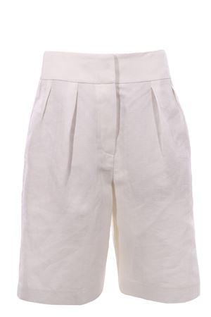 Linen and cotton shorts BRUNELLO CUCINELLI | 30 | MH123P7263C001