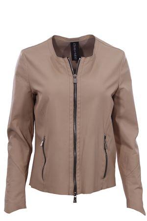Leather jacket DELAN | 5032285 | A404100670