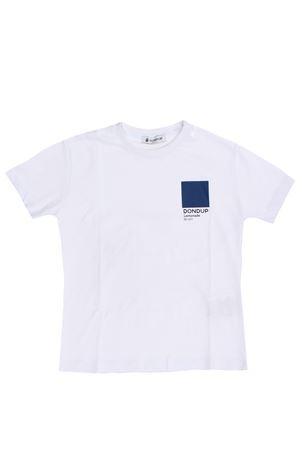 T-shirt with print DONDUP | 8 | BS136JY0003PPTDBD000