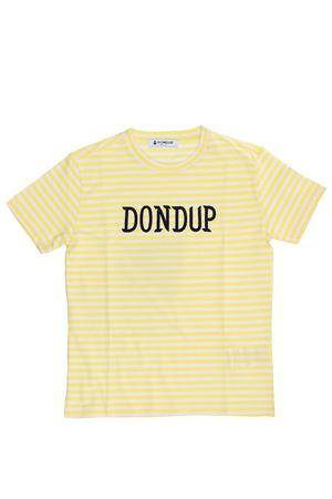 Cotton t-shirt DONDUP | 8 | BS136JY0008BZA24415