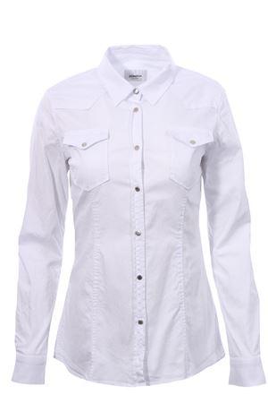 Cotton shirt DONDUP | 5032279 | C515CS0103DPTR000