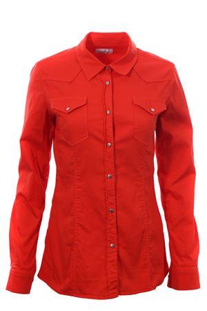 Cotton shirt DONDUP | 5032279 | C515CS0103DPTR553