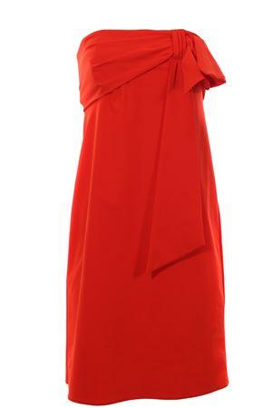 Dress with bow DONDUP | 5032276 | DA134JS0248DXXX201