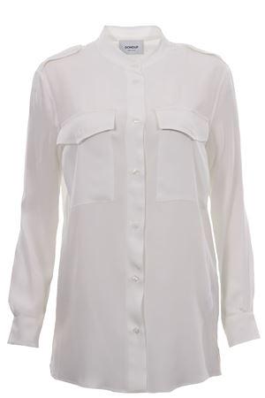 Shirt with guru neck DONDUP | 5032279 | DC102SF005DXXX000