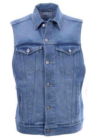 Sleeveless denim jacket DONDUP | 5032285 | DJ313DS0222DAC8800