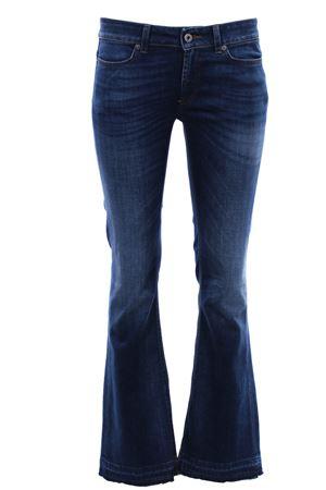 Jeans neon a trobetta DONDUP | 24 | DP126DS0145DAB4800