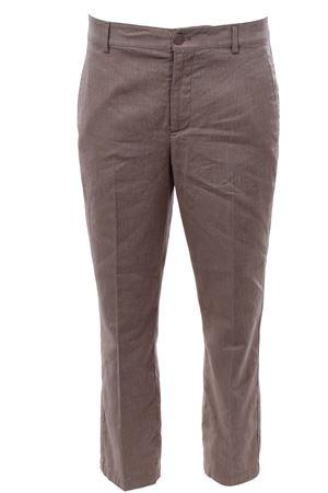 Linen and cotton Rothka pants DONDUP | 5032272 | DP267LS0003D002019