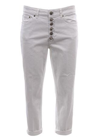 Jeans koons gioiello gamba larga DONDUP | 24 | DP268BBS0009DPTD000