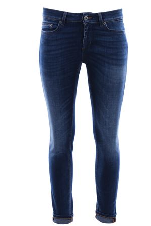Jeans monroe gamba stretta DONDUP | 24 | P692DS0145DAB4800