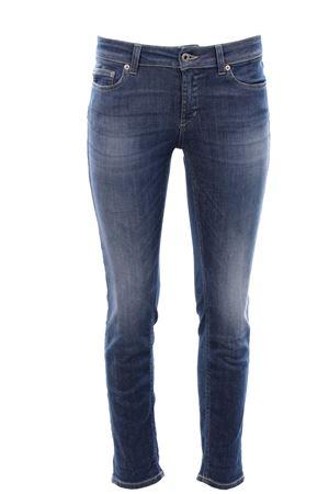 Jeans monroe in denim di cotone DONDUP | 24 | P692DS0271DAD2DD800
