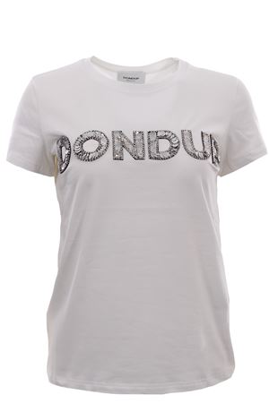 T-shirt with sequins DONDUP | 8 | S007JS0241DZB9000