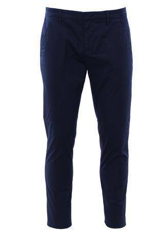 Pantalone alfredo in cotone stretch DONDUP | 5032272 | UP518PSE014UPTD890