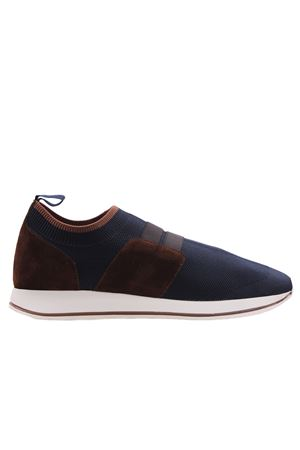 Suede sneakers ELEVENTY | 20000049 | A72SCNA05SCA0A01211