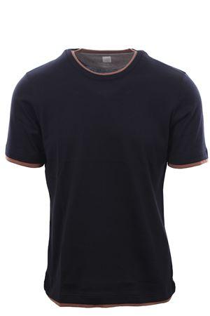 T-shirt bordino ELEVENTY | 8 | A75TSHA05JER0A00611
