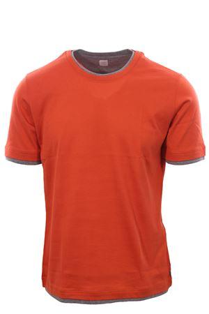 T-shirt bordino ELEVENTY | 8 | A75TSHA05JER0A00640