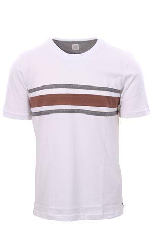 Striped t-shirt ELEVENTY | 8 | A75TSHA08JER0A00701N