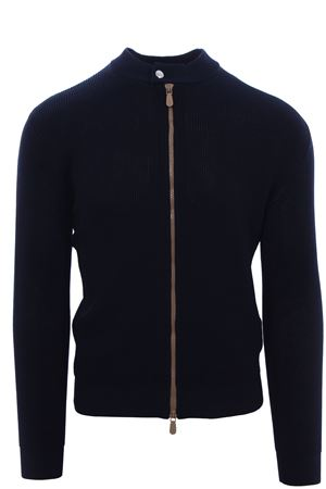 Cotton jacket with zip ELEVENTY | -161048383 | A76MAG024MAG0A00111