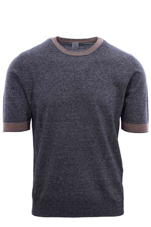 Cotton and linen jersey t-shirt ELEVENTY | -161048383 | A76MAGA21MAG0A03115