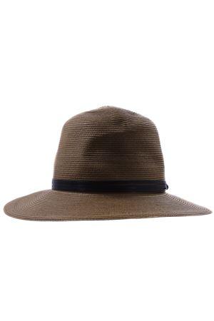 Cappello con fascetta in cuoio ELEVENTY | 5032304 | A80CPLA03TES0A15304