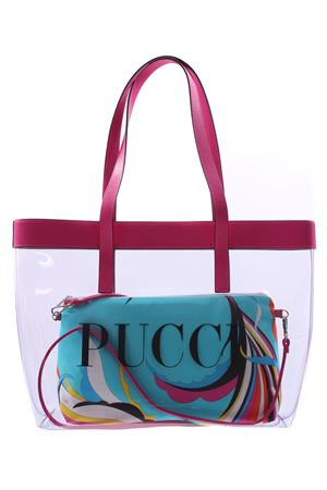 Bag with fancy purse