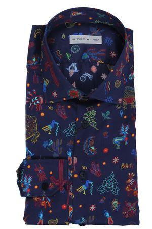 Camicia spread stampata ETRO | 5032279 | 114514221200