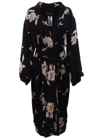 Silk coat with belt ETRO | 5032278 | 1321243751