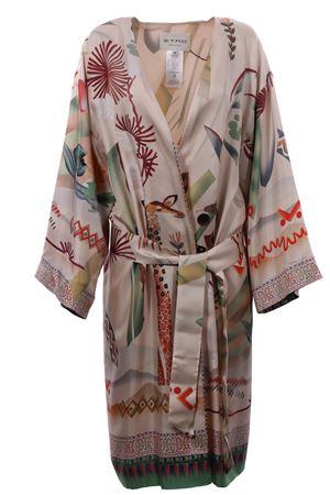 Silk coat with belt ETRO | 5032278 | 132124375990