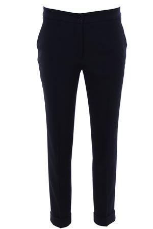Pantaloni milano in cady con risvolto ETRO | 5032272 | 1331214961