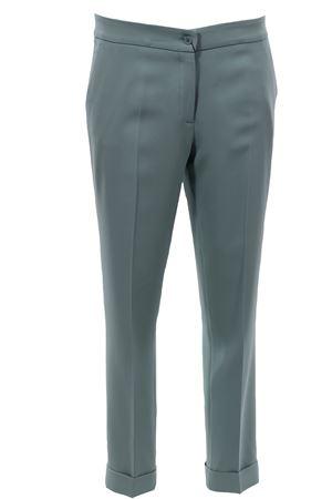Pantaloni milano in cady con risvolto ETRO | 5032272 | 133121496250