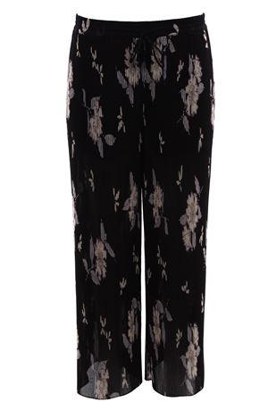 Pantalone camelia plisse