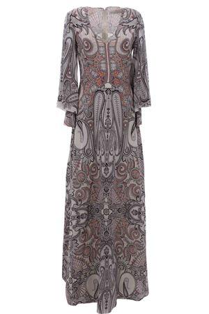 Saffron silk dress ETRO | 5032276 | 134754323990