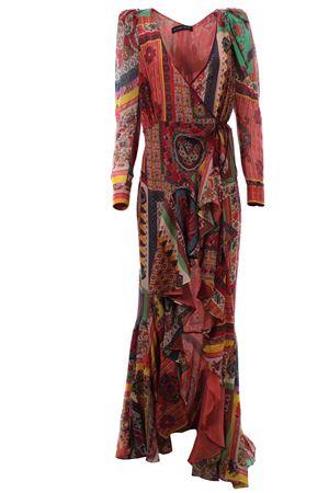 Long Dalia dress ETRO | 5032276 | 134834420500
