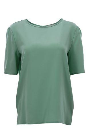 T-shirt mimosa girocollo in seta ETRO | 8 | 136038504505