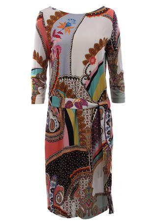 Milano dress with belt ETRO | 5032276 | 137444470990