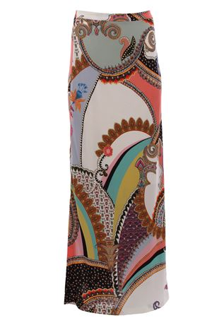 Long jersey skirt ETRO | 5032307 | 137474470990