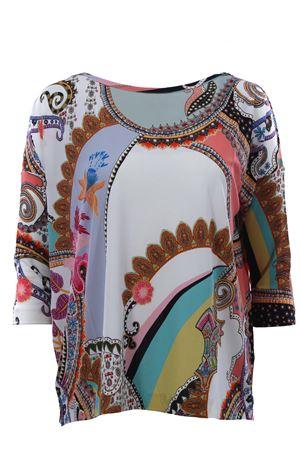 Kuk t-shirt ETRO | 8 | 137494470990