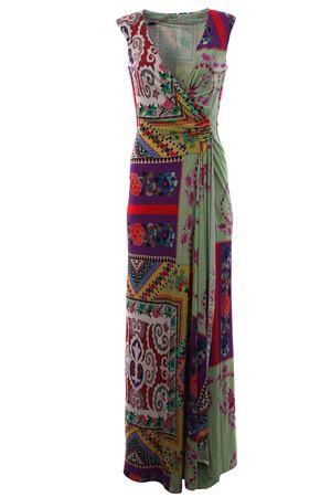 Long jersey dress ETRO | 5032276 | 137514472500