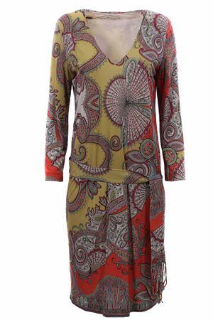 Long dress with belt ETRO | 5032276 | 137524467700