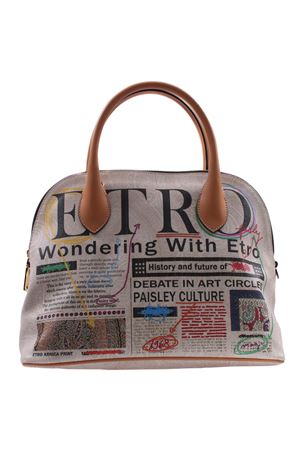 Medium paisley bag ETRO | 5032281 | 1N0242279800