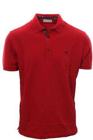 Cotton polo ETRO | 2 | 1Y1429240600