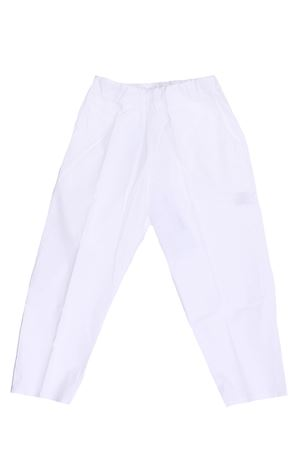 Cotton baggy pants