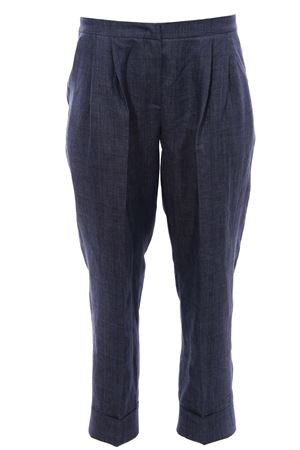 Linen pants FABIANA FILIPPI | 5032272 | PAD270W789A930VR2
