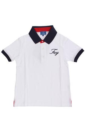 Cotton polo FAY | 2 | 5M8091MX010100