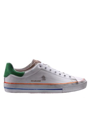 Sneakers starless white/kaky