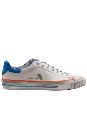 Sneakers starless white/denim