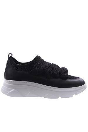 Sneakers con nastro lurex I8I | 20000049 | ANET252RVINERO
