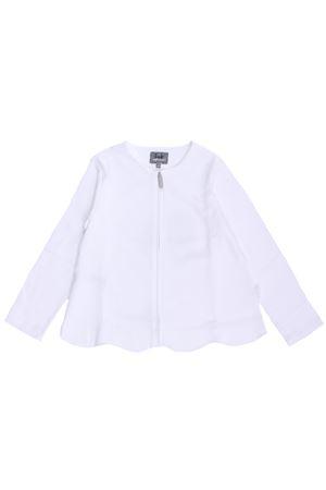 Sweatshirt wit zip IL GUFO | -161048383 | GA337M0030010