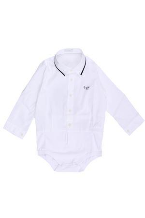 Body camicia in cotone IL GUFO | 5032303 | MB070C00310149